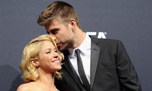 Shakira y Piqué llaman a su hijo 'Ulicito'
