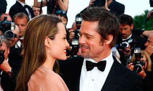 Brad Pitt y Angelina Jolie podrían casarse este fin de semana