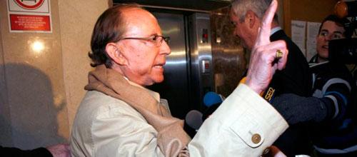 Ruiz-Mateos dice ahora que sí comparecerá el jueves en Palma