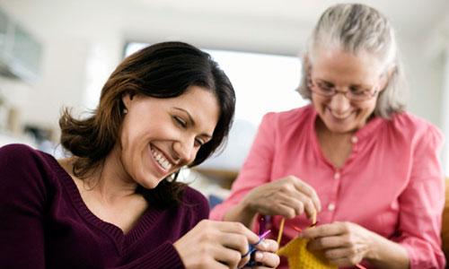 La menopausia lleg� para evitar problemas entre suegras y nueras