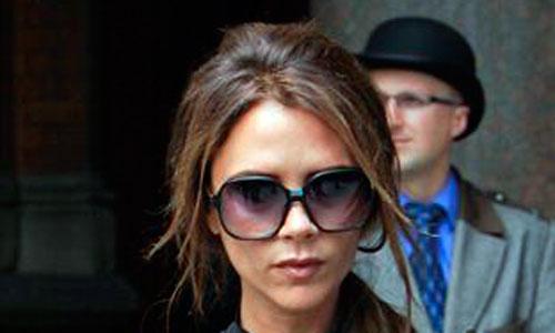 Victoria Beckham, hundida por los rumores de una nueva infidelidad