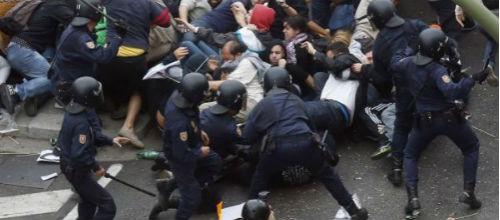 Nueva manifestación en la plaza de Cort el sábado por la tarde
