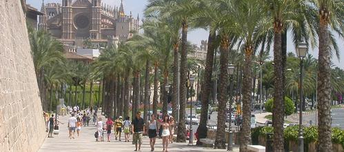 Palma es la d�cima ciudad m�s sostenible de Espa�a