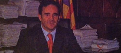 L'Estel sitúa a Burillo en el centro de la conspiración contra los mallorquines