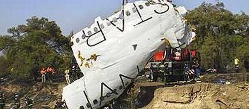 Archivada la investigación penal del accidente de Spanair
