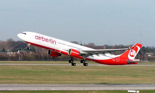 Air Berlin permite volar sin certificado y sin volver a comprar el billete