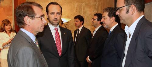 """El embajador de EEUU augura que se resolverá el """"conflicto"""" con Cataluña"""