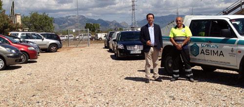 Asima crea 120 nuevas plazas de parking en Son Castelló