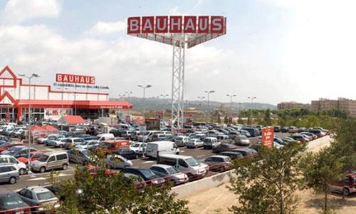 La web marratxí.es publicita la selección de personal de Bauhaus