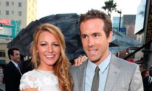 Blake Lively y Ryan Reynolds se han casado