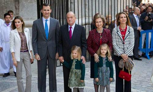 La Casa Real tendrá un programa semanal en TVE