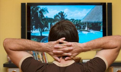 El consumo de televisión marca un máximo histórico en agosto