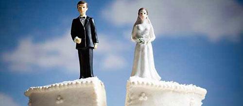 En Baleares se rompen ocho matrimonios cada día