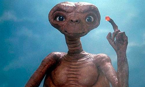 E. T. volverá a los cines