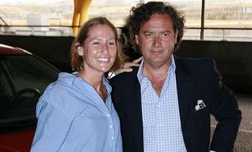 Fiona Ferrer y Jaime Polanco se separan