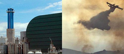 Son Reus: 5 años a tope para contaminar lo mismo que los incendios de 2011