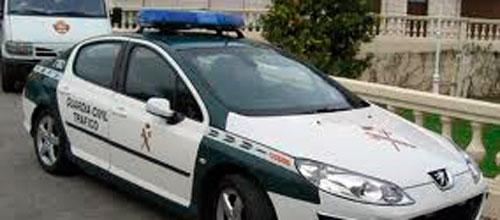 Cinco agentes de Tráfico, investigados por irregularidades