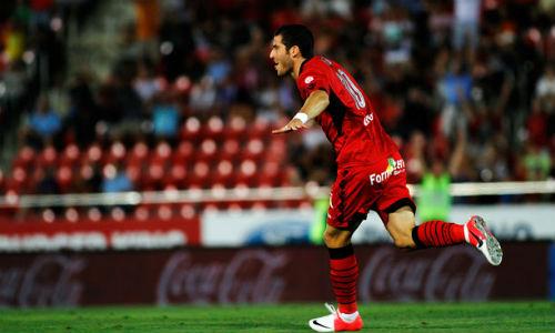 Importante empate del Mallorca en Pamplona