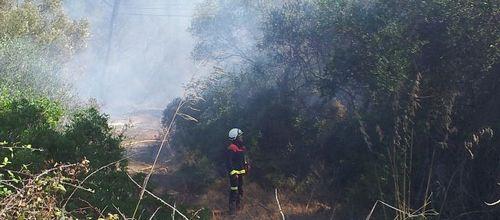 Los 57 desalojados en Menorca por los incendios permanecen fuera de casa