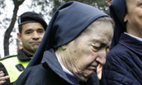 Interrogan a médicos por el caso Sor María