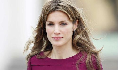 La Princesa Letizia cumplió 40 años