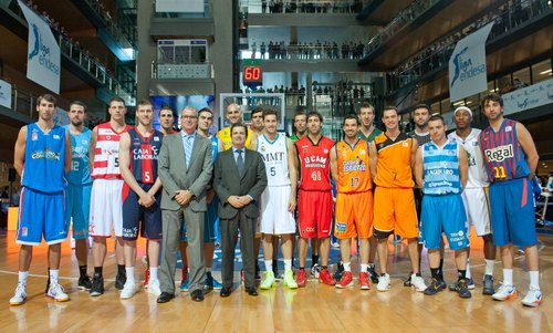 La Liga Endesa 2012-13 arranca el sábado