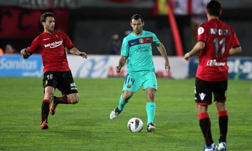 El Mallorca saca a la venta las entradas del Barça