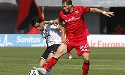 El Mallorca sigue invicto en la liga