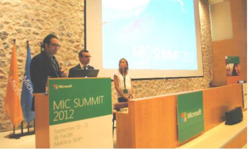 Palma, sede de la 'cumbre' de Microsoft