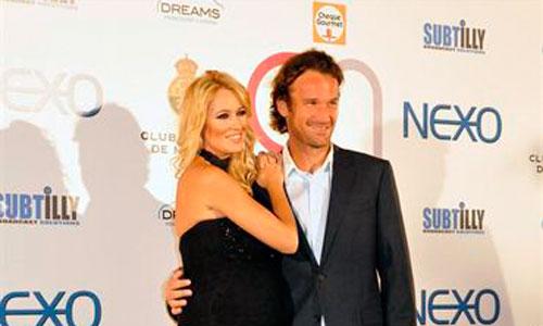 Carolina Cerezuela y Carlos Moyá aún quieren más hijos