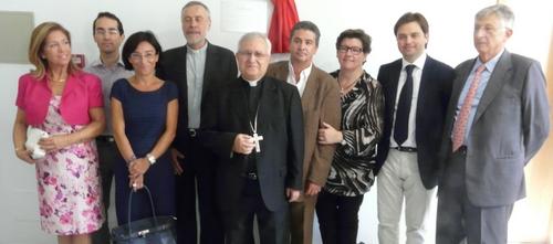 La Fundació Natzaret inaugura la rehabilitación de su residencia