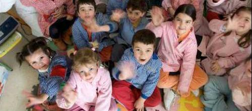 Los niños de Baleares son de los que más tiempo pasan en el colegio