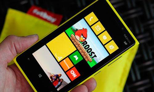Nokia presenta el Lumia 920