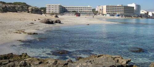 Un alemán de 69 años muere ahogado en Can Picafort