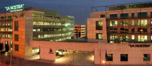 El Grupo bancario de Sa Nostra planea reducir su necesidad de capital