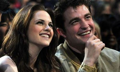 Robert Pattinson y Kristen Stewart, juntos en Los Angeles