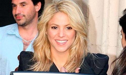 Shakira confirma su
