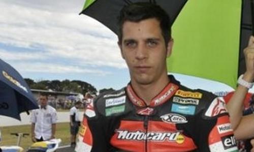 David Salom, apartado de Moto GP