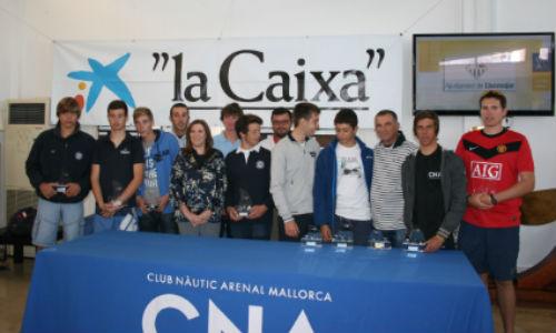 Cañellas, Noguera y Capò ganan el trofeo La Caixa