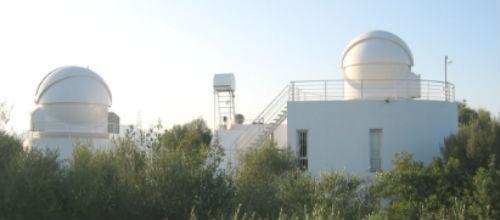La Agencia Espacial Europea pide la base de datos al Observatorio Astronómico de Costitx