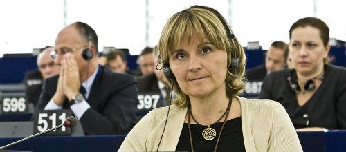 Rosa Estaràs pide a Bruselas solidaridad con las zonas españolas afectadas por las lluvias