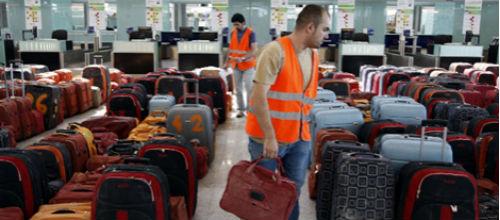 El ERE de Aena creará graves problemas en el aeropuerto