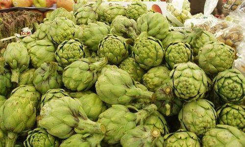 FACUA pide la retirada del mercado de las alcachofas de Laón