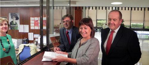 El PSIB presenta el recurso contra la ley del catalán en el Constitucional