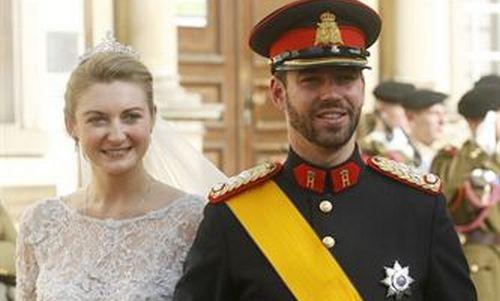 La boda de ensueño en Luxemburgo