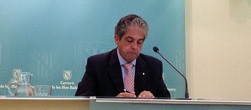 El Govern dice ahora que no se plantea subir impuestos en 2013
