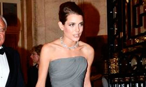 Carlota Casiraghi, la joya de la cena de Cartier