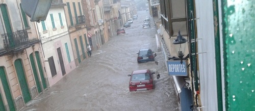 Nueva alerta amarilla en Baleares por tormentas para hoy domingo