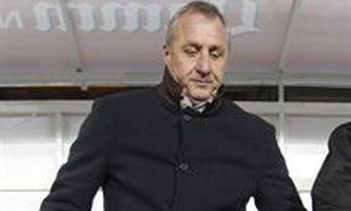 Unos ladrones saquean la casa de Cruyff en Barcelona