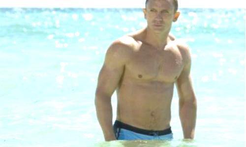 El bañador sucio de Craig se vende por 55.000 €